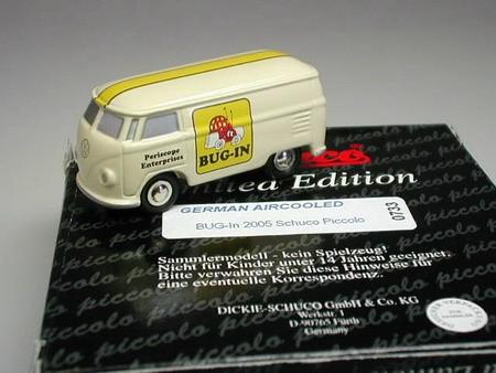 """VW T1 Kasten """"Bug-In 2005"""""""