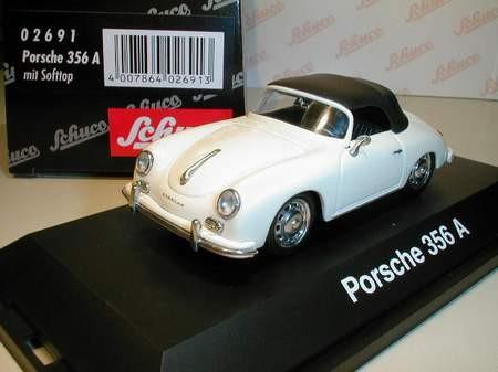 Porsche 356 Cabrio mit Softtop