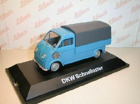 DKW Schnellaster Pritsche / Plane