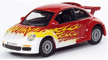"VW New Beetle Cup ""Flammen"""