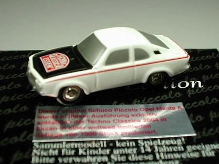 Opel Manta - Techno Classica 2004