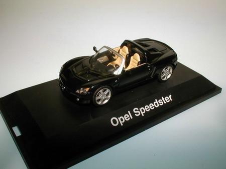 Opel Sppedster