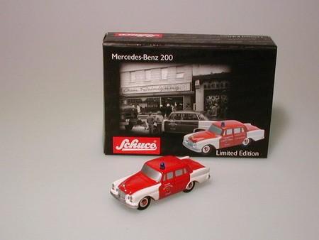 """Mercedes-Benz 200 """"Feuerwehr Schorndorf"""""""