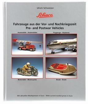 Schuco-Fahrzeuge aus der Vorkriegszeit