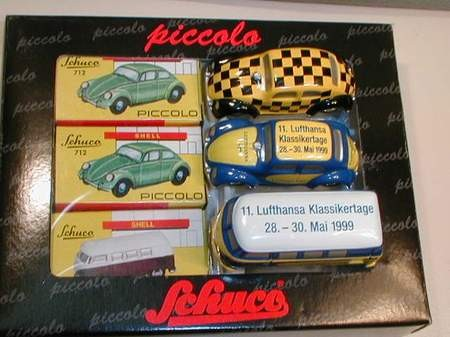 Set Scuderia Lufthansa Classico 1999