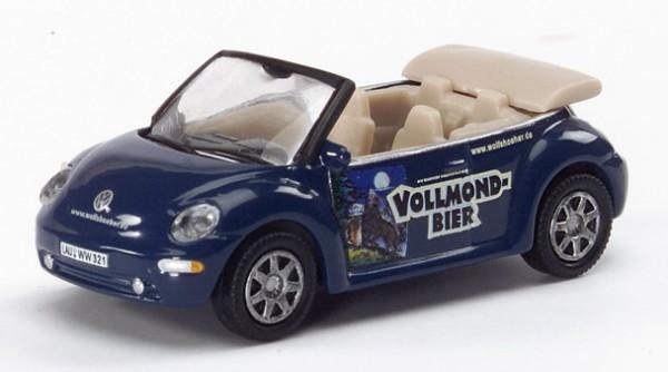 """VW New Beetle Cabrio """"Vollmond Bier"""""""