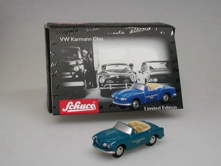 "VW Karmann Ghia Cabrio ""Techno Classica 2005"""