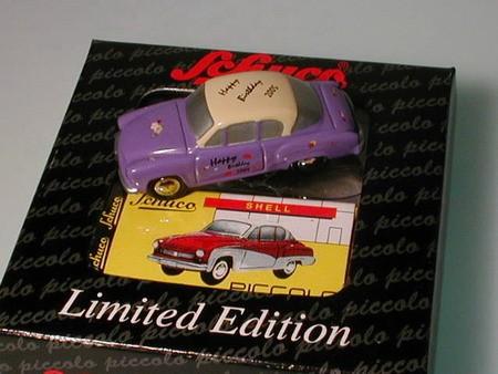 "Wartburg 311 Coupé ""Happy Birthday 2005"""