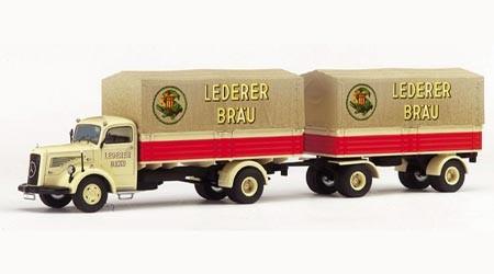 Mercedes L 6600 Lederer